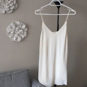 Wilfred Free Vivienne white dress